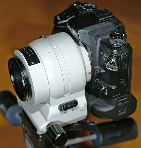 how to make a zoom lens